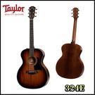【非凡樂器】Taylor【324e】/泰勒電木吉他/公司貨/全新/加贈原廠背帶/公司貨保固
