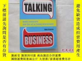 二手書博民逛書店TALKING罕見BUSINESS【773】MEDIA EXPO