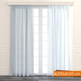 桎櫛窗紗 寬200x高165cm