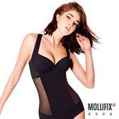Mollifix瑪莉菲絲 零感FIT 輕體塑身衣 (黑)