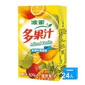 波蜜多果汁250MLx24【愛買】