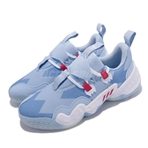 adidas Trae Young 1 藍 白 ICEE Ice Trae 籃球鞋 愛迪達 男鞋【ACS】 H68997