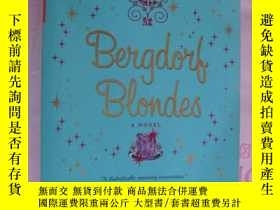 二手書博民逛書店Bergdorf罕見BlondsY85718 Plum Syke