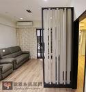 【歐雅系統家具】原木色透視感隔間隔柵 原價17907特價12535