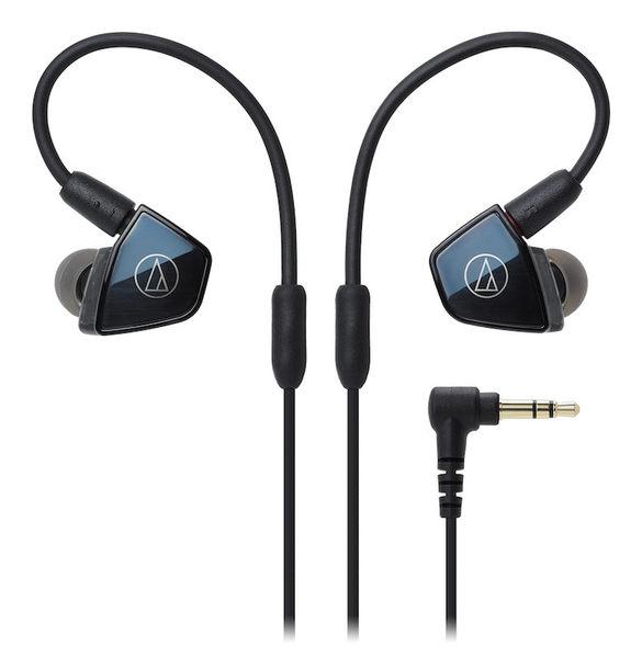 鐵三角 audio technica LS400 金屬複合導管 四單體 動鐵 耳道耳機 [My Ear 台中耳機專賣店]