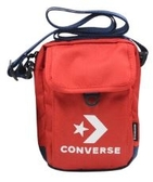 Converse 運動斜背包 帆布包 男女可用 紅色 NO.10008299-A02