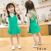 0至1到2歲嬰兒裙子夏裝女寶寶公主裙