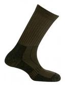 Mund 西班牙 探險家羊毛排汗襪 卡其綠 303-4 登山襪 羊毛襪 運動襪 健行襪 [易遨遊]