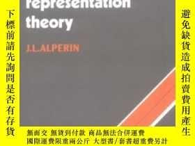 二手書博民逛書店Local罕見Representation TheoryY255562 J. L. Alperin Cambr