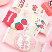 個性創意筆袋簡約韓國小清新文具袋男女生初中生小學生可愛筆盒大學生大容量