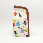 日本 Skater 迪士尼 餐具收納袋 薄款~氣球米奇(0285) -超級BABY
