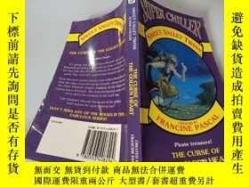 二手書博民逛書店The罕見Curse Of The Golden Heart:金色心臟的詛咒Y200392