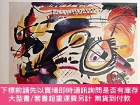 二手書博民逛書店Theme罕見and Improvisation: Kandinsky and the American Avan
