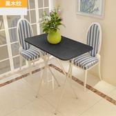 小戶型折疊桌子簡約吃飯桌家用桌簡易戶外便攜式擺攤桌可折疊餐桌 st1998『毛菇小象』