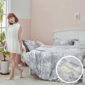 床包 / 單人【漫花語調】含一件枕套 60支天絲 戀家小舖台灣製AAU101