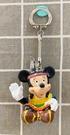 【震撼精品百貨】Micky Mouse_米奇/米妮 ~造型鑰匙圈~米妮印地安#01006