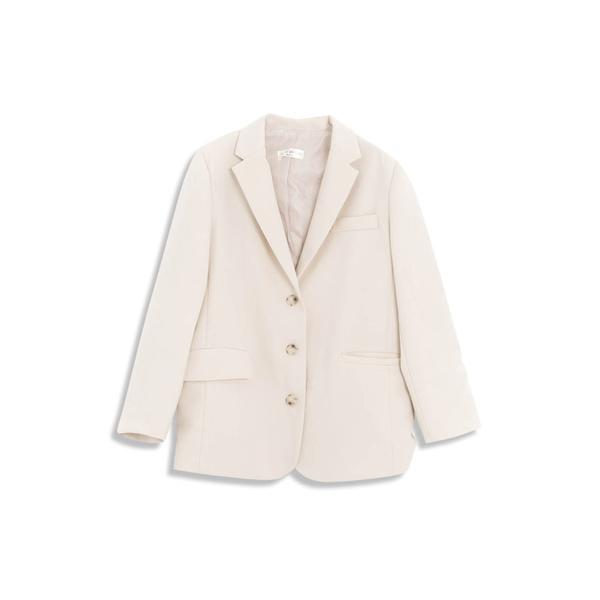 Queen Shop【02030363】質感三釦造型雙口袋西裝外套 三色售*現+預*