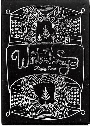 【USPCC 撲克】 S103049182 Winterberry Playing Cards 冬漿果樹