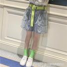 女童夏裝牛仔短褲2020新款洋氣時髦兒童褲子中大童夏季外穿休閒褲 Cocoa