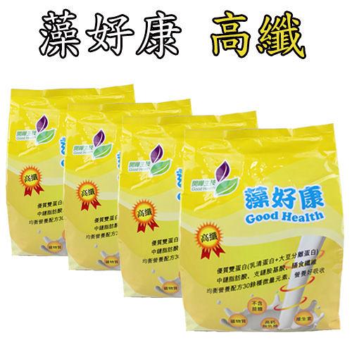 藻好康 均衡營養配方-高纖 3公斤x4包/箱(藻康)