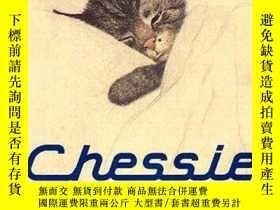 二手書博民逛書店Chessie:罕見The Railroad Kitten-雪西:鐵路小貓Y443421 Thomas Dix