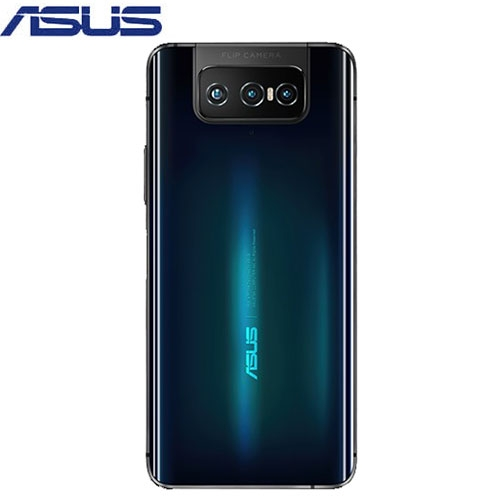 ASUS ZENFONE 7 智慧型手機(8G/128G)-黑【愛買】