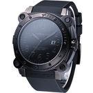HAMILTON Khaki 海底霸王潛水機械錶 H78585333 全黑