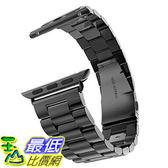 [美國直購] 42mm Apple Watch Band Solid Stainless Steel Metal Unique Polishing Replacement 42mm Space Gray 錶帶