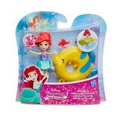 《 Disney 迪士尼 》迷你公主戲水組 - 愛麗兒 ╭★ JOYBUS玩具百貨
