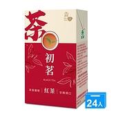 波蜜靠茶初茗紅茶250ml x 24【愛買】