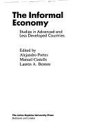 二手書 《The Informal Economy: Studies in Advanced and Less Developed Countries》 R2Y ISBN:0801837367