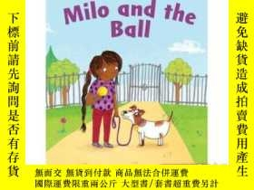 二手書博民逛書店Milo罕見and the BallY346464 Margo