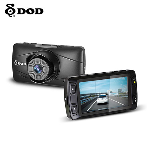 【DOD】FULL HD 高畫質行車記錄器 IS200W