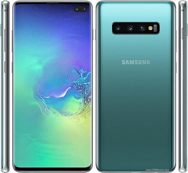 三星全新未拆Samsung Galaxy S10+ 8G/128G 6.4吋 0極限全螢幕 也有512G 保固一年S10 plus