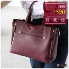 包中包-skyblue自訂優雅手提/側背包-共4色-A03031028-天藍小舖