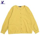 【春夏新品】American Bluedeer - 雙口袋圓領衣(特價)  春夏新款