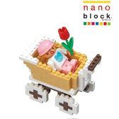 【日本KAWADA河田】Nanoblock迷你積木-娃娃車 ML-026