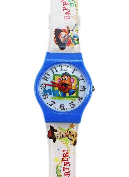 【卡漫城】 蛋頭先生 手錶 L ㊣版 Mr. Potato Head 玩具總動員 女錶 卡通錶 兒童錶 塑膠錶