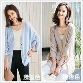 SHINE KOREA 時尚新款抽繩輕盈針織上衣