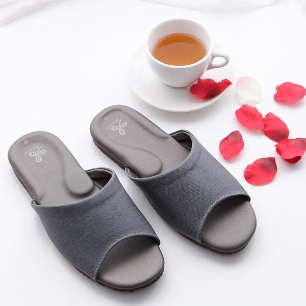 環保拖鞋 室內拖鞋 拖鞋 休閒【T0082】瑜珈墊包覆仿皮悠能室內皮拖鞋 收納專科