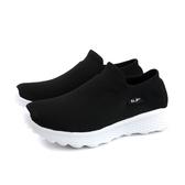G.P 阿亮代言 休閒運動鞋 懶人鞋 女鞋 黑色 P5884W-10 no231