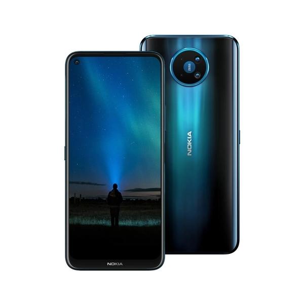 NOKIA 8.3 5G四鏡頭6.81吋大螢幕手機(8G/128G) 極夜藍 拆封品-聯強保固