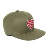 Deus Ex Machina Heart Baseball Cap 棒球帽 - 綠