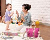 時尚媽咪包多功能大容量媽媽包斜挎包外出母嬰包孕婦包待產袋【奇貨居】