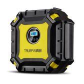 車載充氣泵車載充氣泵汽車輪胎打氣泵12V便攜式轎車用電動打氣筒多功能加氣(一件免運)