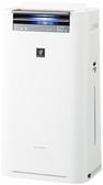 SHARP【日本代購】  夏普 空氣清淨機 PM2.5 加濕空調 KI-HS50 -W
