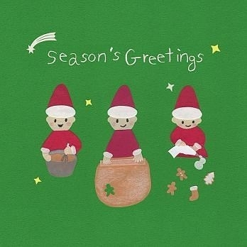 史茵茵 季節祝福 Season's Greetings CD | OS小舖