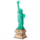 【Tico微型積木】世界建築系列-自由女神像(1000+) T-1508