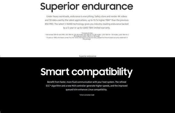 "[免運] SAMSUNG [860 PRO] SSD 2.5"" 256GB 256G MZ-76P256BW 2.5吋 SATA 6Gb/s 固態硬碟"