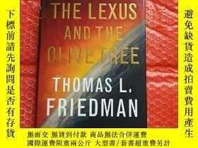 二手書博民逛書店the罕見lexus and the olive tree 雷克